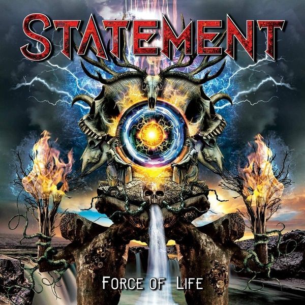 Statement - Force Of Life Vinyl
