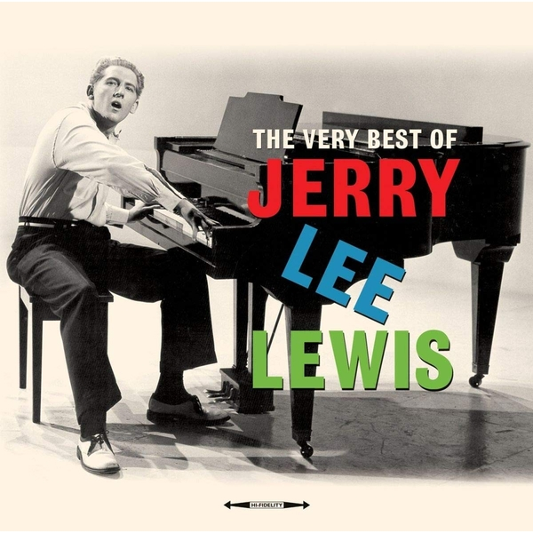 Jerry Lee Lewis - The Very Best Of Red  Vinyl