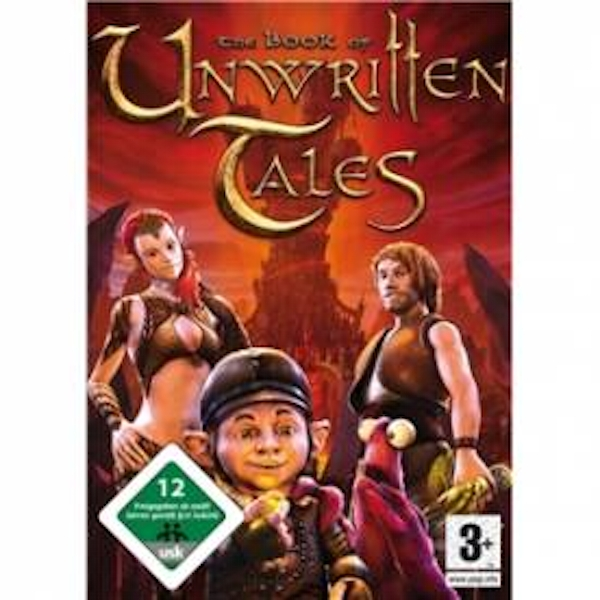 The Book of Unwritten Tales Game PC