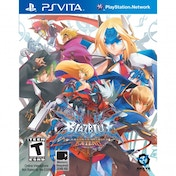 BlazBlue Continuum Shift Extend Game PS Vita (#)