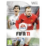 Ex-Display FIFA 11 Game Wii