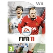 Ex-Display FIFA 11 Game Wii Used - Like New