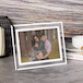 "Glass Photo Frames - Set of 2 | M&W 6"" x 8"" - Image 4"