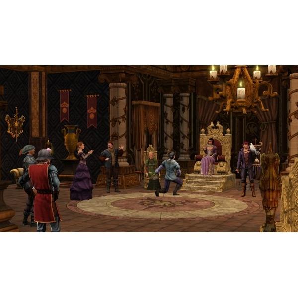 The Sims Medieval Pirates and Nobles Game PC - Image 5