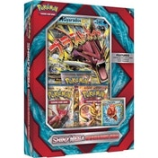 Pokemon Shiny Mega Gyarados Box