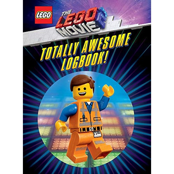 The LEGO Movie 2: Totally Awesome Logbook!  Hardback 2018