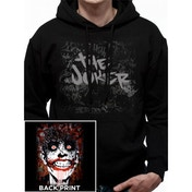 DC Originals - Arkham Joker Men's Small Hoodie - Black