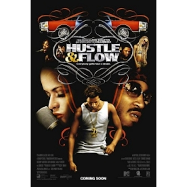Hustle and Flow DVD