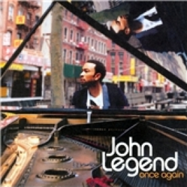 John Legend Once Again CD