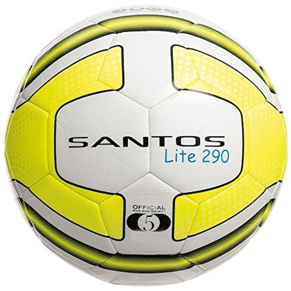 4b64a4ca9 Hey! Stay with us... Precision Santos Lite Training Ball 290g White/Fluo  Yellow/Black Size 4