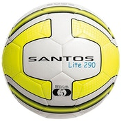 Precision Santos Lite Training Ball 290g White/Fluo Yellow/Black Size 4