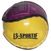 Hurling Club and County Sliotar Ball  Adult  Purple/Gold