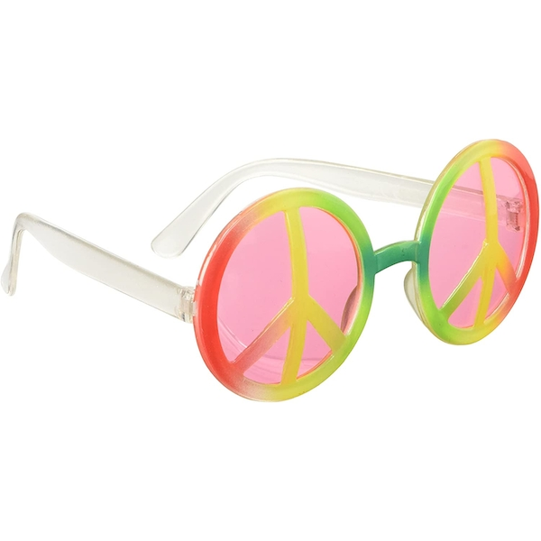 Hippie Glasses Multicolour
