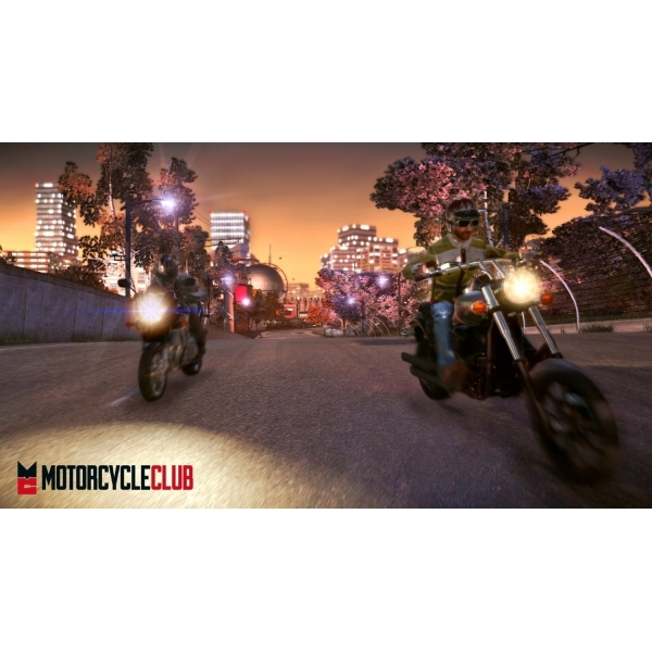 Motorcycle Club PC Game - Image 4