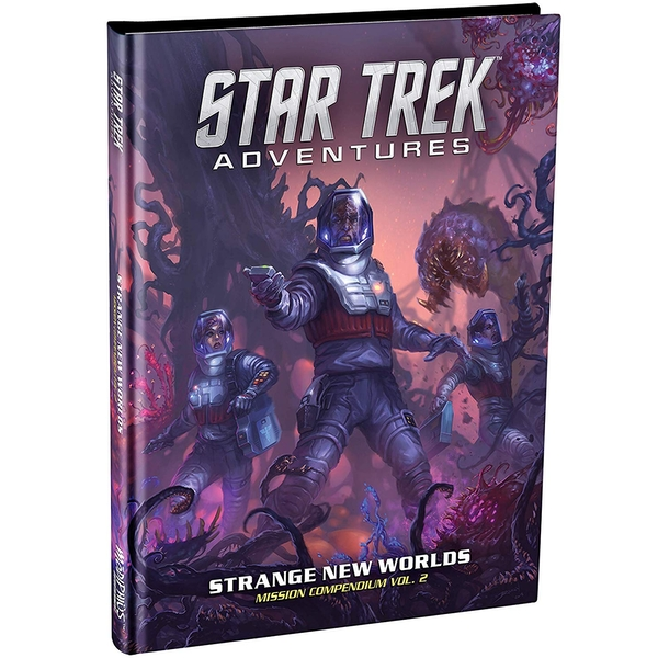 Star Trek Adventures RPG Strange New Worlds: Mission Compendium Vol 2