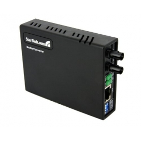 Ethernet to Fiber Media Converter ST