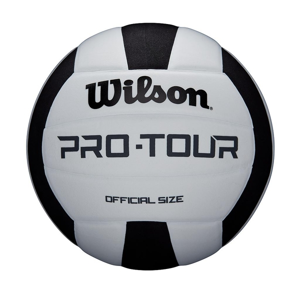 Wilson Pro Tour Volleyball White/Black