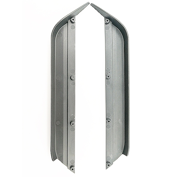 Ftx Dr8 Chassis Side Guards (Pr)