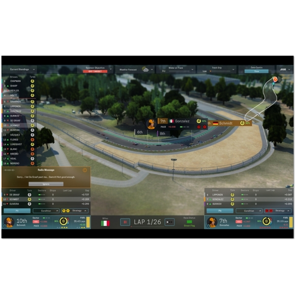 Motorsport Manager PC Game - Image 4