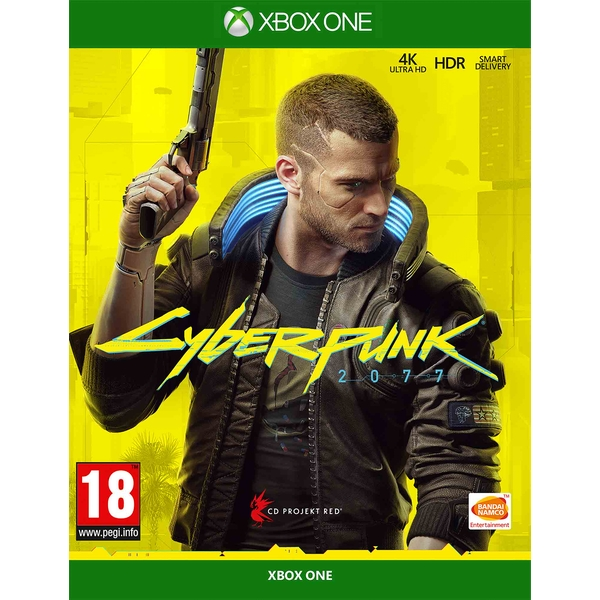 Cyberpunk 2077 Xbox One Game