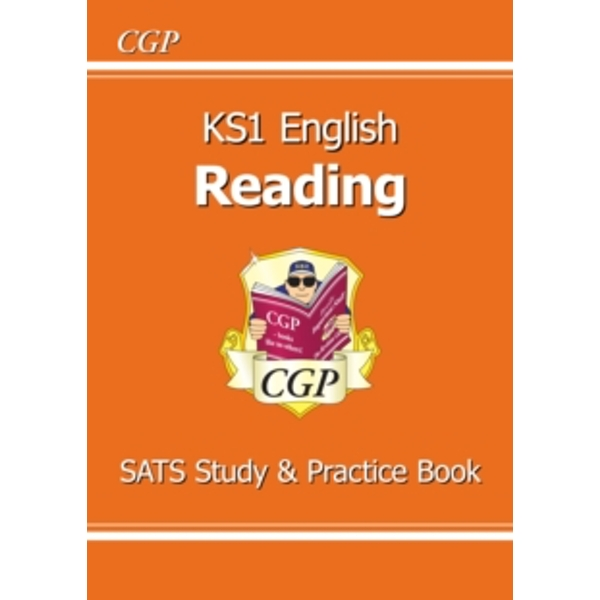 KS1 English Reading Study & Practice Book (for the New Curriculum) by CGP Books (Paperback, 2015)