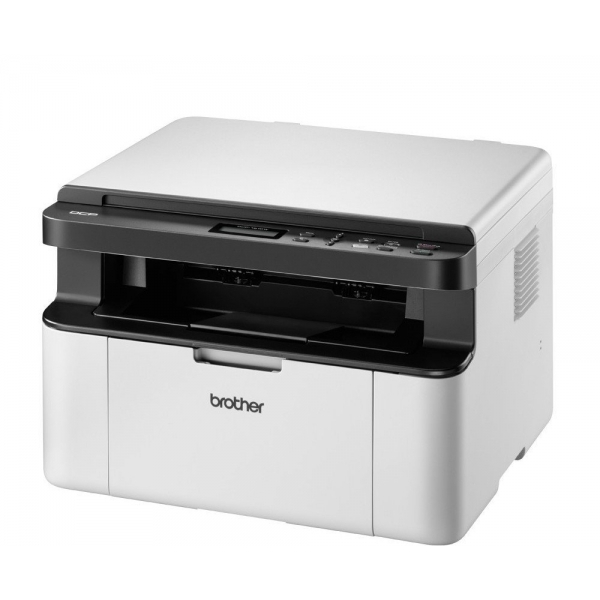 Brother DCP-1610W A4 Mono Multifunction Laser Printer