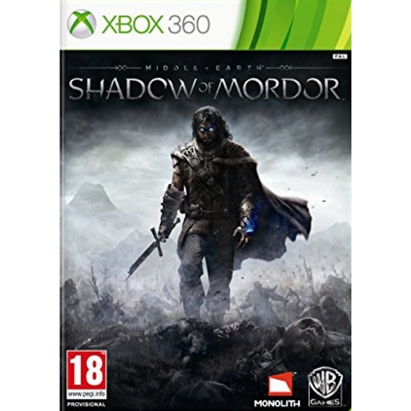 (Pre-Owned) Middle-Earth Shadow of Mordor Xbox 360 Game