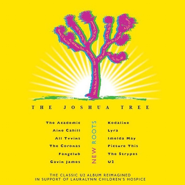 The Johua Tree - New Roots CD