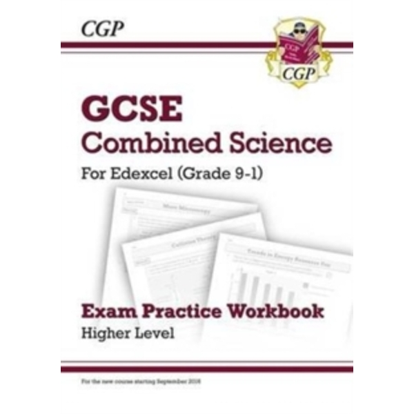 New Grade 9-1 GCSE Combined Science: Edexcel Exam Practice Workbook - Higher