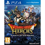 Dragon Quest Heroes The World Tree's Woe and The Blight Below PS4 Game