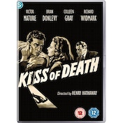 Kiss Of Death (1947) DVD