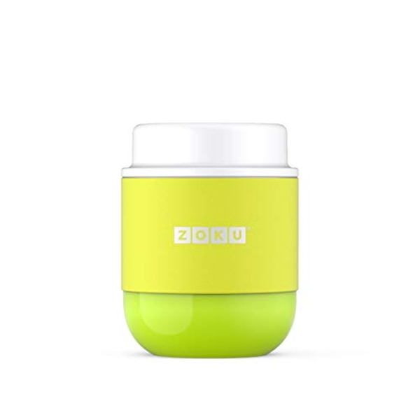 Zoku Zoku 10oz Food Jar  Lime Green