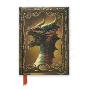 Beyit: Red Dragon (Foiled Journal) : 10 Hardcover