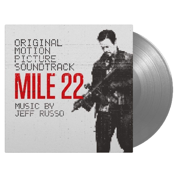 Original Soundtrack - Mile 22 Silver  Vinyl