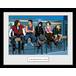 The Breakfast Club Illustration Characters Collector Print - Image 2