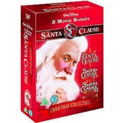 Santa Clause Collection DVD