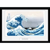 Hokusai Great Wave Collector Print