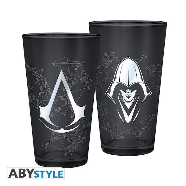Assassin's Creed - Assassin - Foil Large Glass