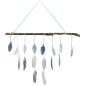 Ceramic Dreamcatcher On Branch Pack Of 4