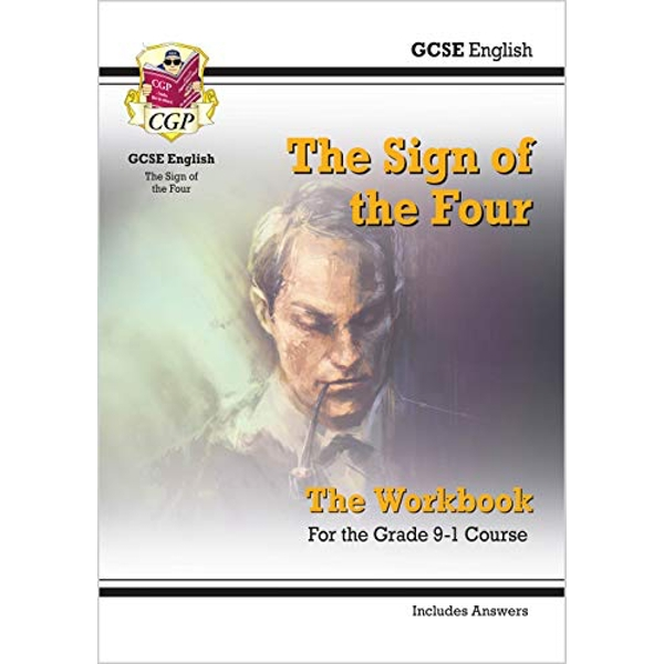 New Grade 9-1 GCSE English - The Sign of the Four Workbook (includes Answers)  Paperback / softback 2018