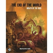 Wrath of the Gods - The End of the World RPG
