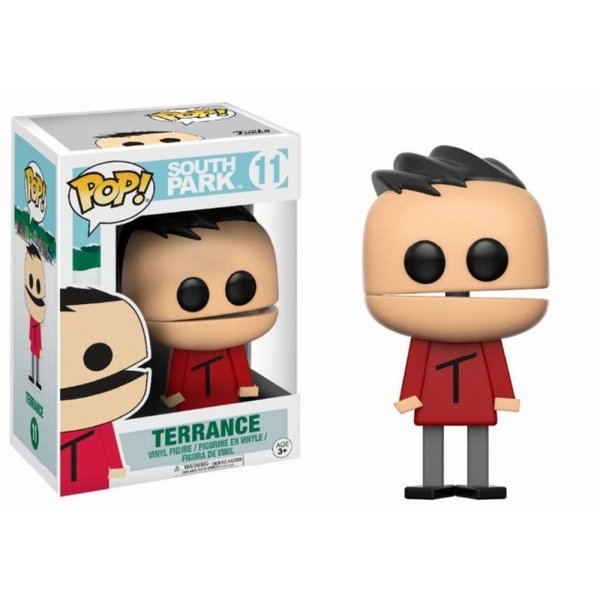 Terrance (South Park) Funko Pop! Vinyl Figure