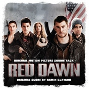 Ramin Djawadi - Red Dawn Soundtrack CD