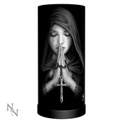 Gothic Prayer Lamp