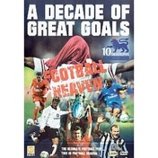 Football Heaven A Decade Of Great Goals DVD