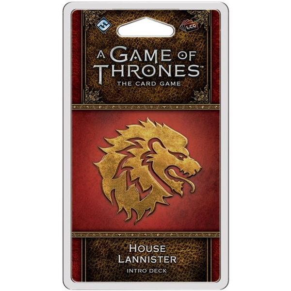 Game of Thrones: House Lannister Intro Deck