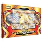 Pokemon TCG BREAK Evolution Box Arcanine