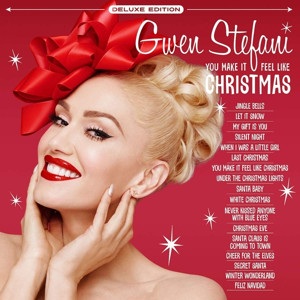 Gwen Stefani - You Make It Feel Like Christmas Vinyl