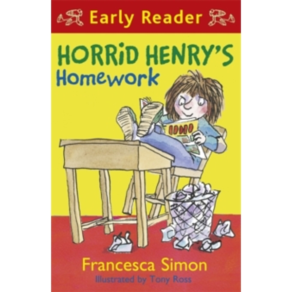 Horrid Henry Early Reader: Horrid Henry's Homework : Book 23