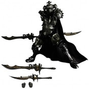 Dissidia Final Fantasy Judge Master Gabranth Figure